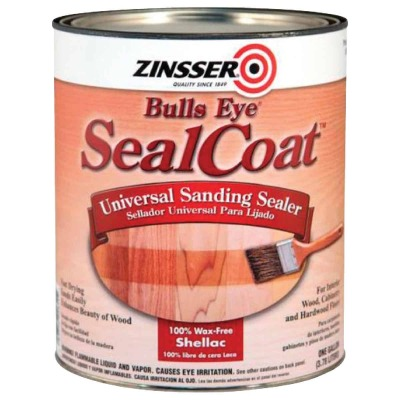 Bulls Eye SealCoat Sanding Sealer, 1 Gal.
