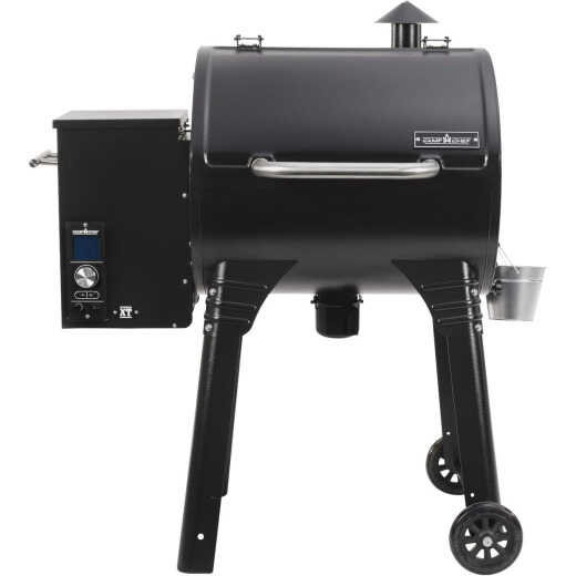 Camp Chef Smokepro XT 24 Black Pellet Grill