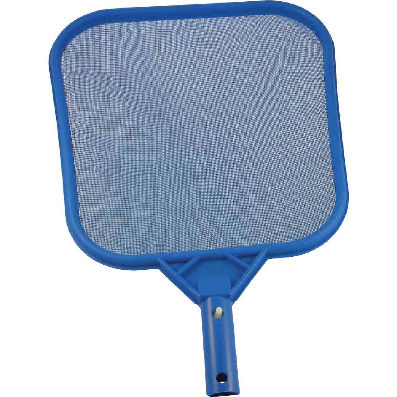 Jed Pool 18 In. x 1.2 In. x 13 In. Plastic Frame Flexible Leaf Skimmer Image 1