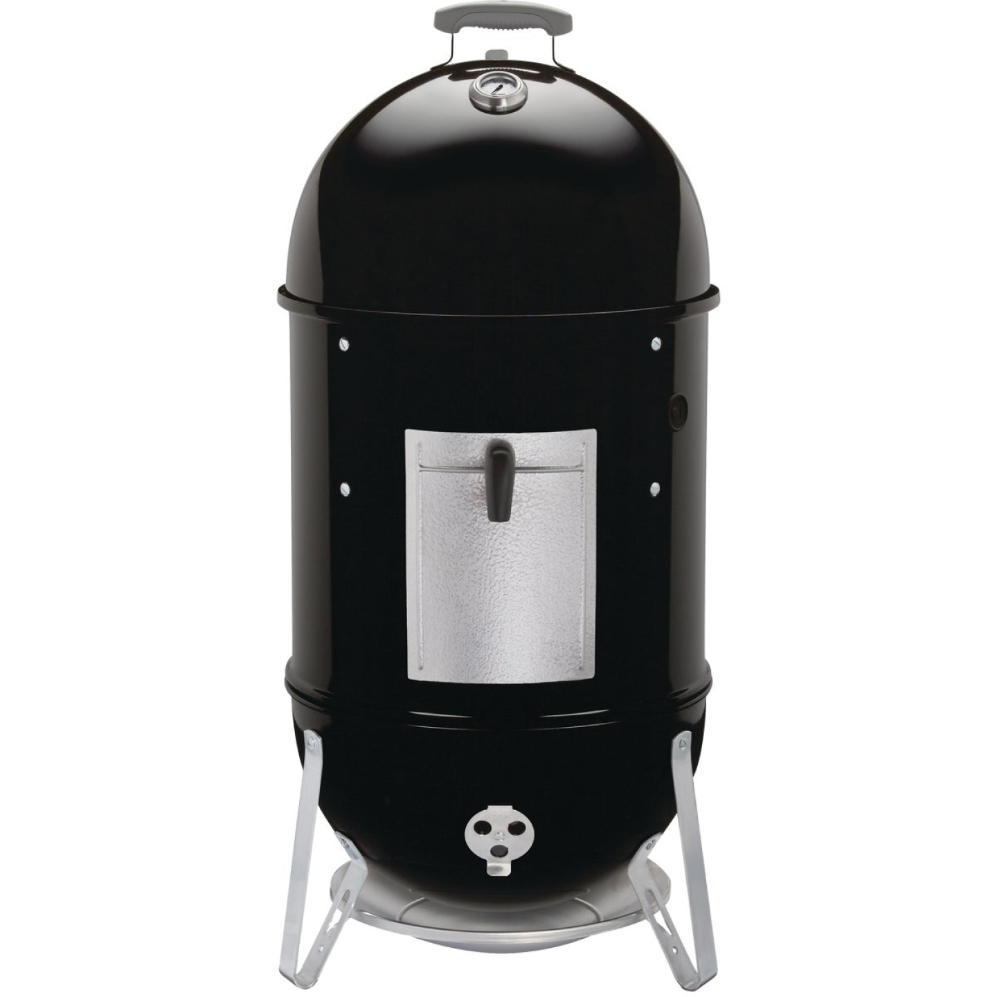 Weber Smokey Mountain Cooker 18 In. Dia. 481 Sq. In. Vertical Charcoal Smoker Image 8