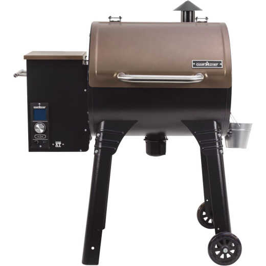 Camp Chef Smokepro XT 24 Bronze Pellet Grill